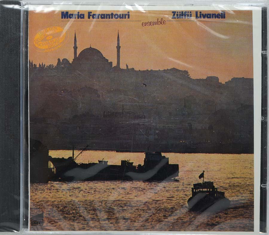 Cd Farantouri / Livaneli - Ensemble - Lacrado - Importado