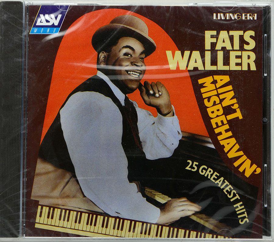 CD Fats Waller - Ain't Misbehavin' - Lacrado - Importado