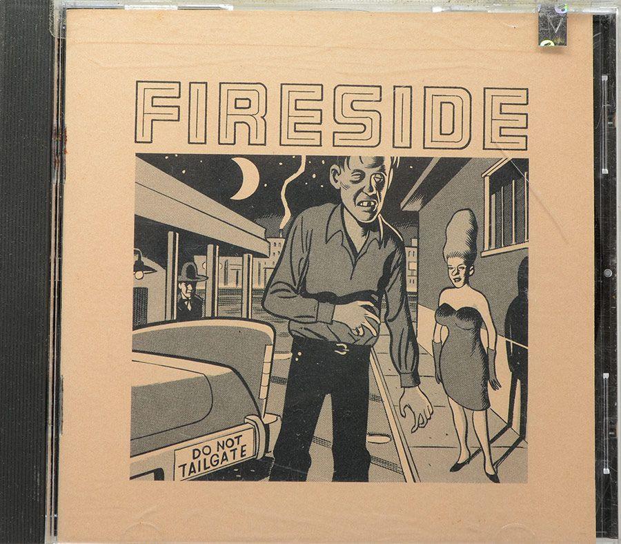 CD Fireside - Do Not Tailgate - Importado