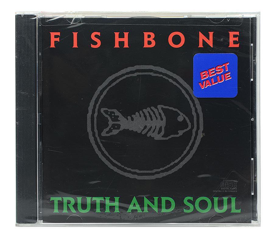 Cd Fishbone - Truth and Soul - Importado - Lacrado