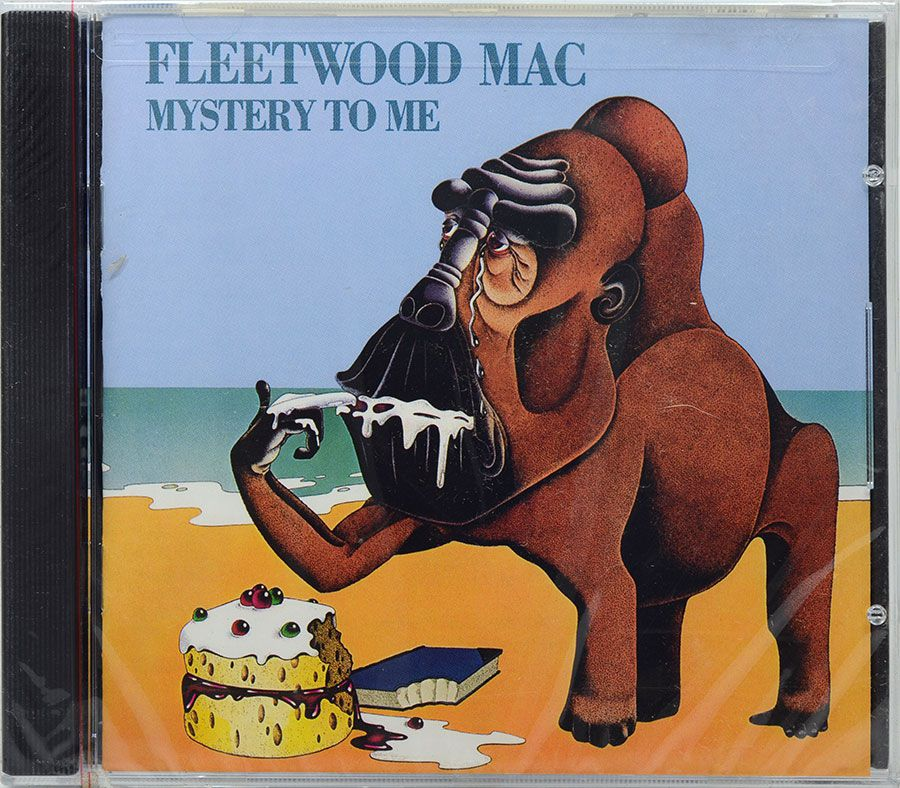 CD Fleetwood Mac - Mystery To Me - Lacrado - Importado