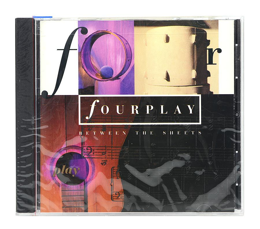 CD Fourplay - Between The Sheets - Importado - Lacrado