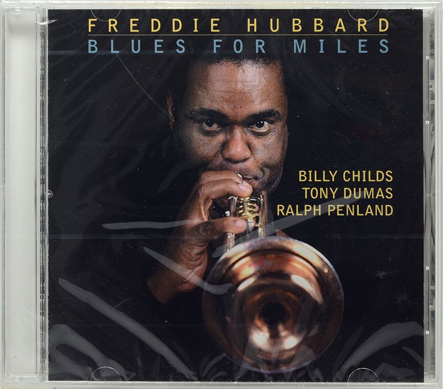 CD Freddie Hubbard - Blues For Miles - Lacrado - Importado