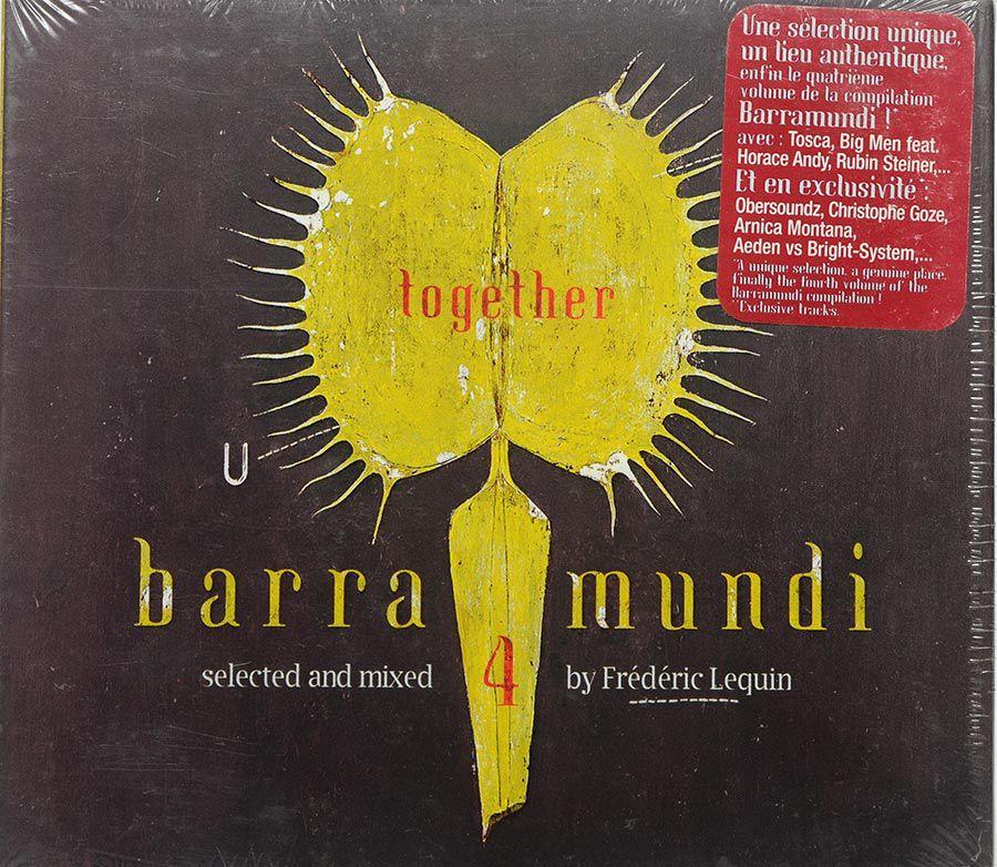 Cd Frederic Lequin - Barramundi 4 - Lacrado - Importado