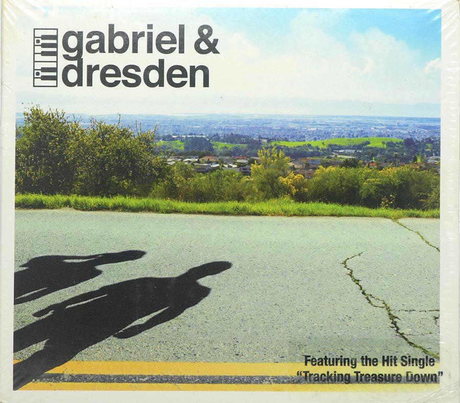 Cd Gabriel & Dresden - Tracking Treasure Down - Lacrado - Importado