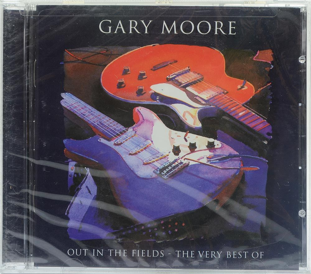 CD Gary Moore - Out In The Fields Best Of - Importado - Lacrado