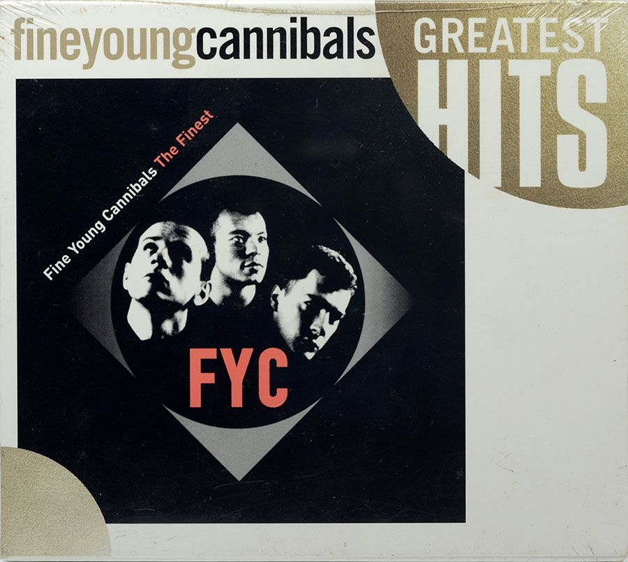 CD Greatest Hits Fine Young Cannibals - Lacrado - Importado