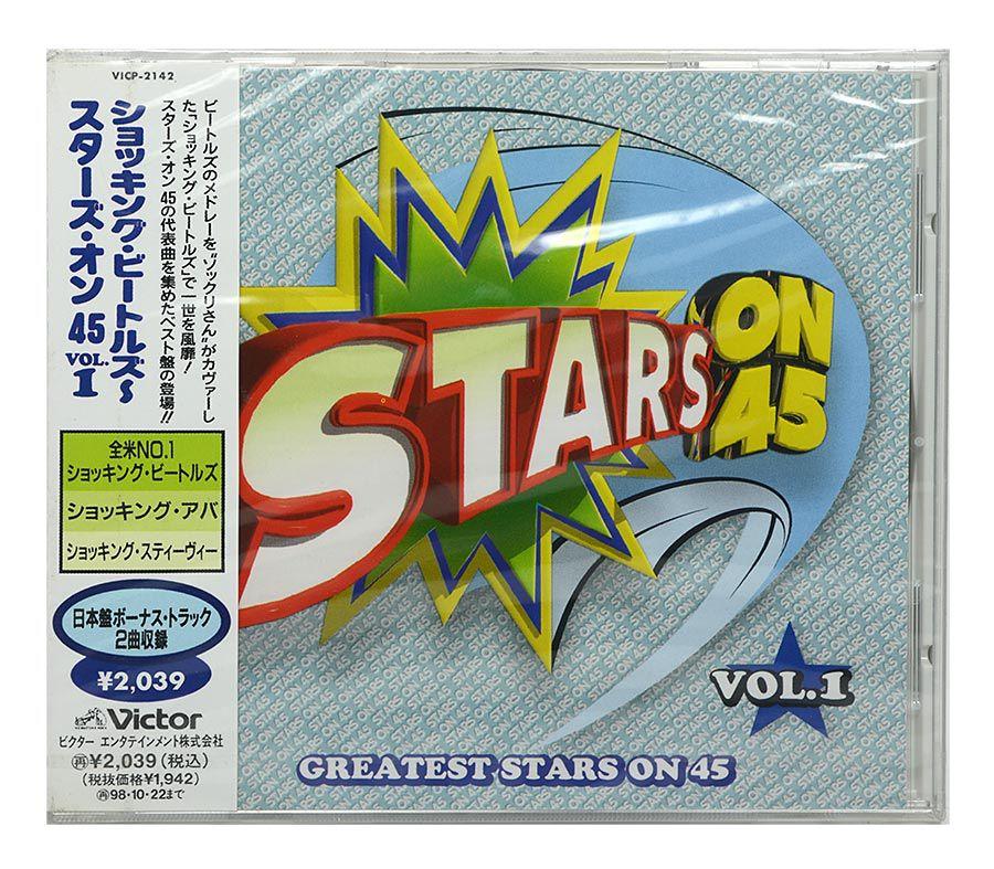 Cd Greatest Stars On 45 Vol.1 - Importado JAPAN - Lacrado