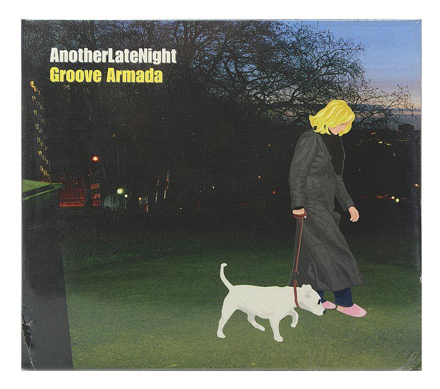 Cd Groove Armada - Another Late Night - Importado - Lacrado