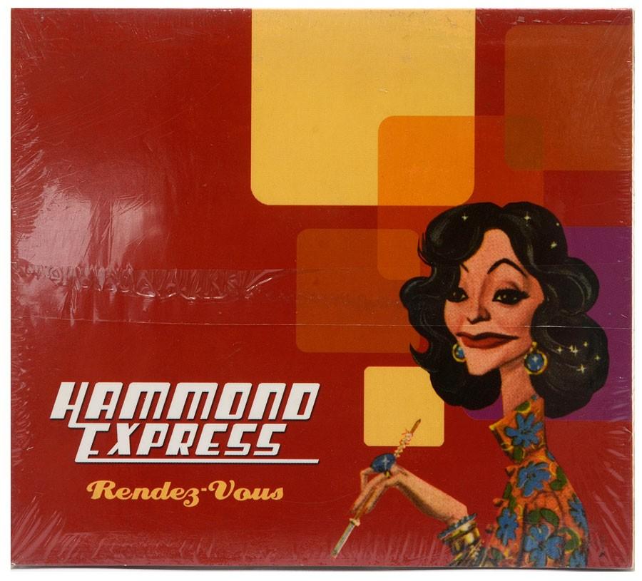 CD Hammond Express - Rendez Vous - Importado - Lacrado