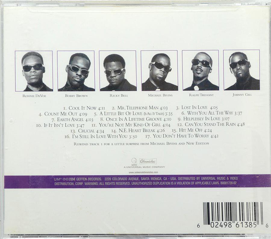Cd Hits New Edition - Lacrado - Importado