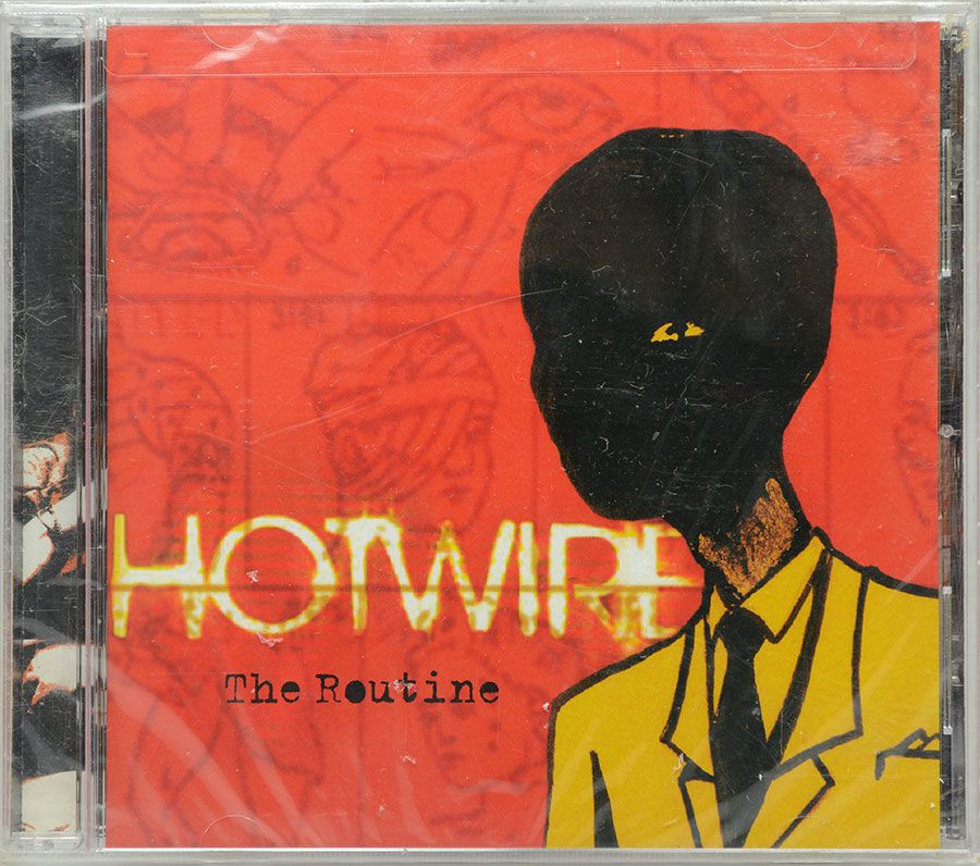 CD Hotwire - The Routine - Lacrado - Importado