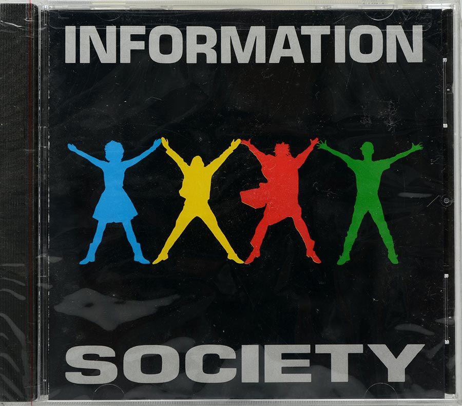 CD Information Society - Information Society - Lacrado - Importado