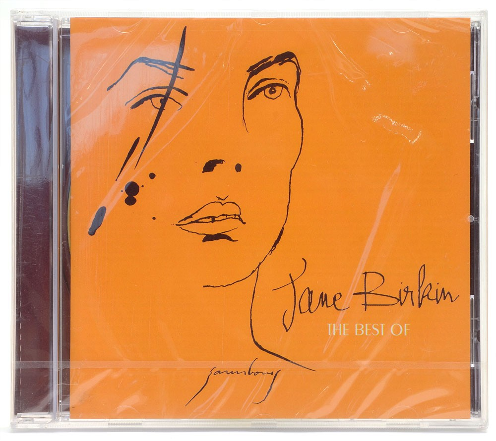 CD Jane Birkin - The Best Of  - Importado - Lacrado
