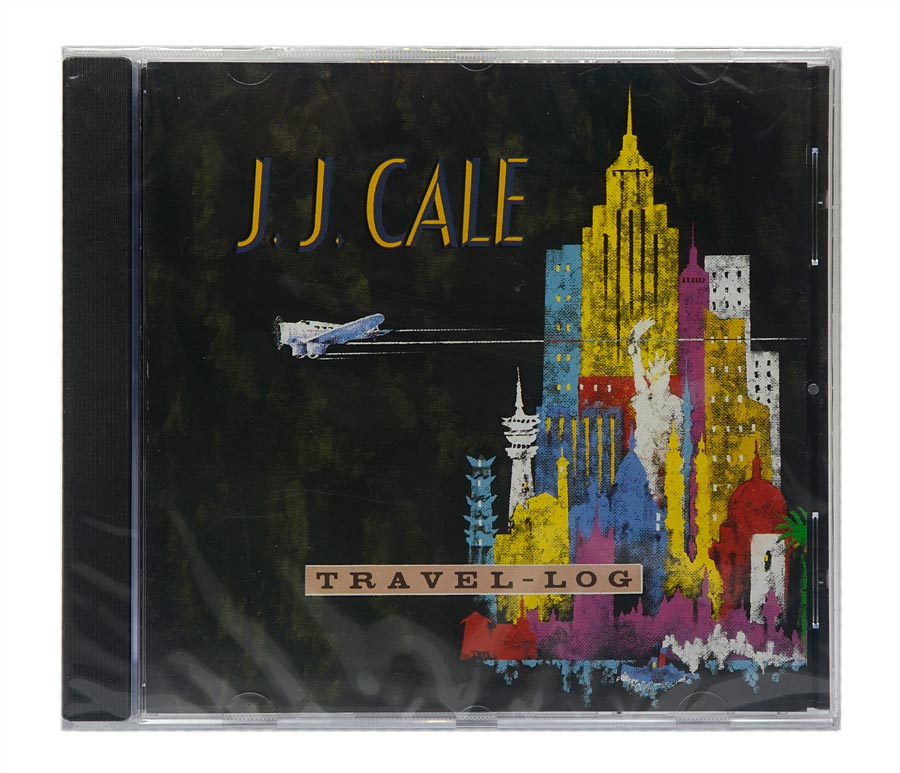 CD JJ Cale - Travel Log - Importado EU - Lacrado