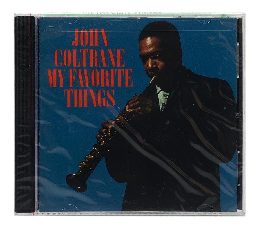 CD John Coltrane - My Favorite Things - Importado - Lacrado