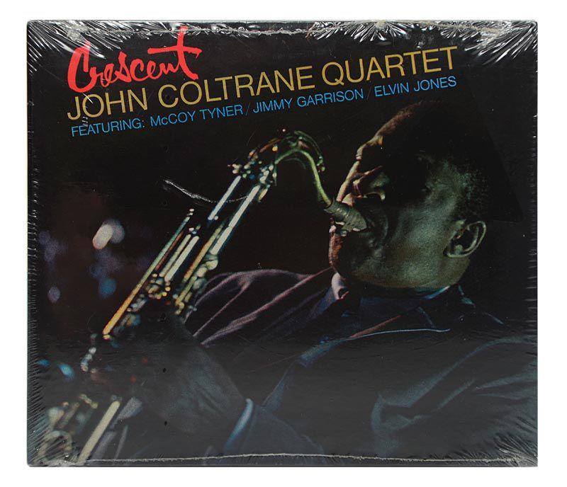 CD John Coltrane Quartet - Crescent - Importado Digipack - Lacrado