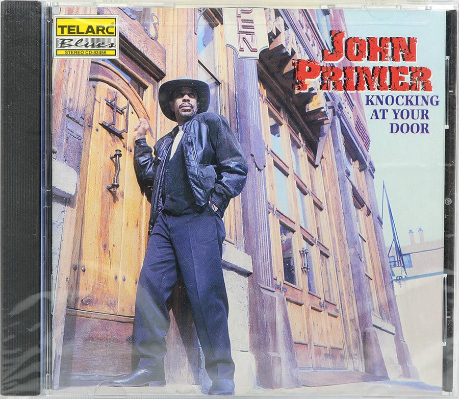 Cd John Primer - Knocking At Your Door - Lacrado - Importado