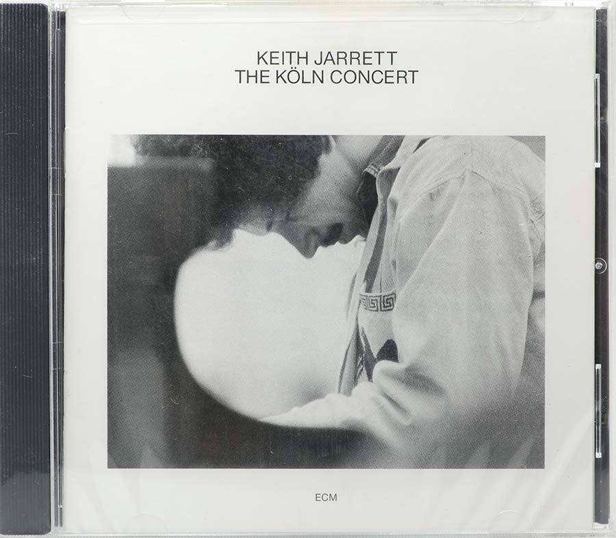 Cd Keith Jarrett - The Koln Concert - Lacrado - Importado