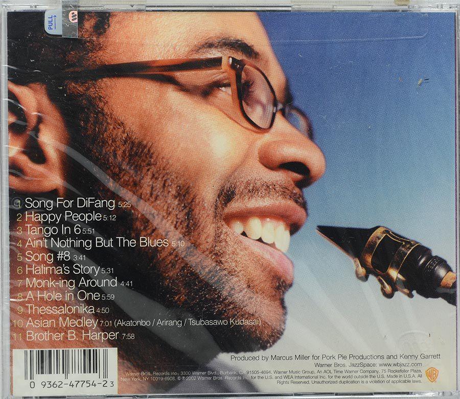CD Kenny Garrett - Happy People - Lacrado - Importado
