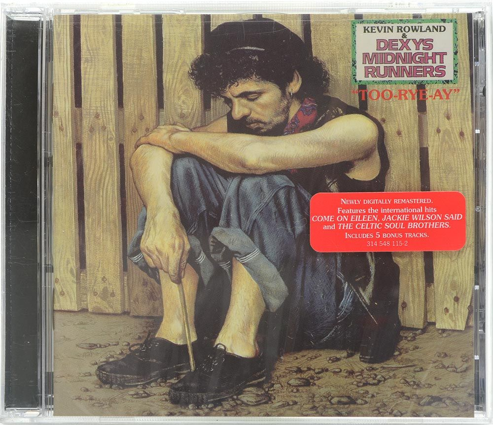 CD Kevin Rowland And Dexys Midnight Runners - Too-Rye-Ay - Importado - Lacrado