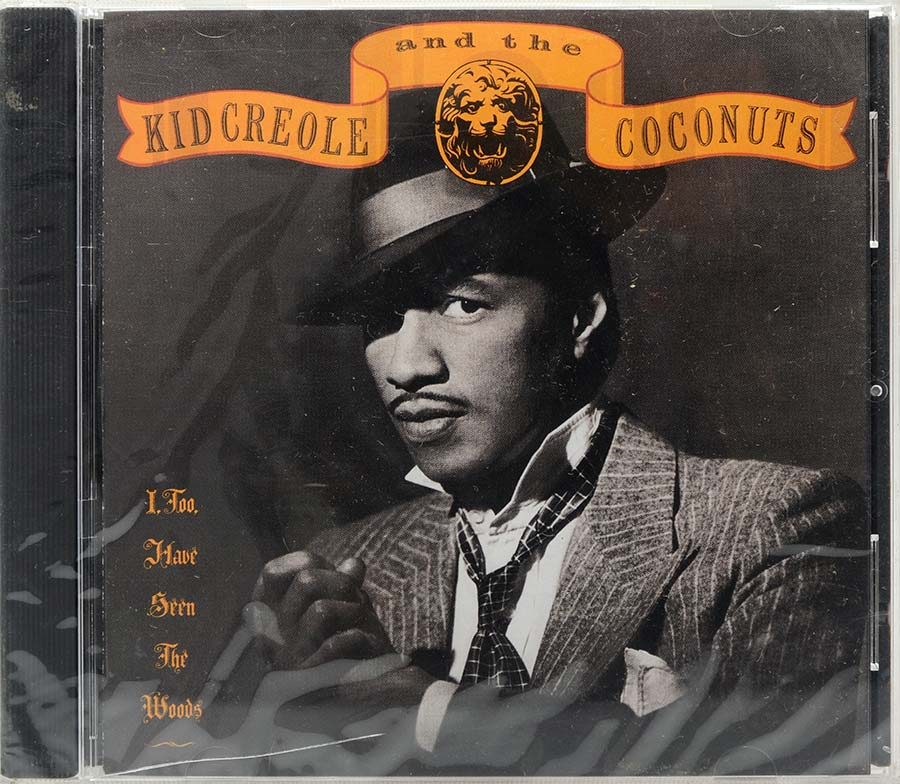 Cd Kid Creole And The Coconuts - I Too Have Seen The Woods - Lacrado - Importado