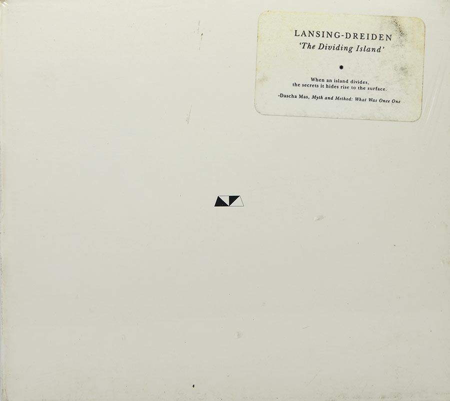 CD Lansing-Dreiden - The Dividing Island - Lacrado - Importado