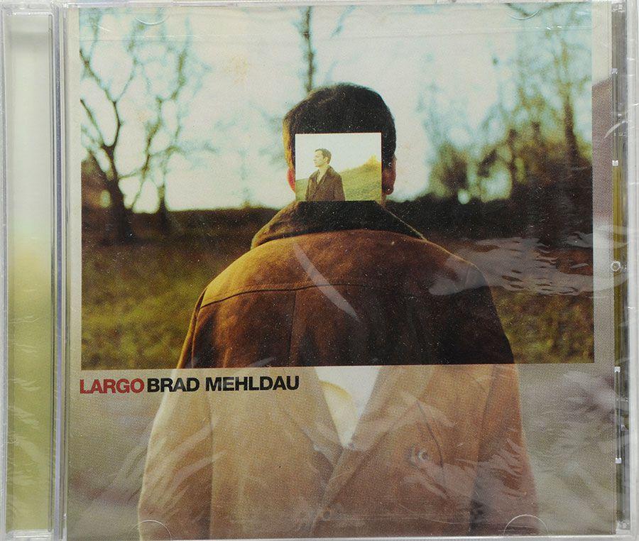 Cd Largo - Brad Mehldau - Lacrado - Importado