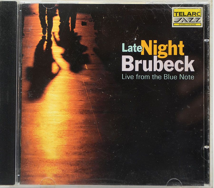 CD Late Night Brubeck - Live From the Blue Note - Importado