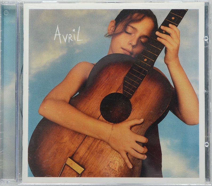 CD Laurent Voulzy - Avril - Lacrado - Importado