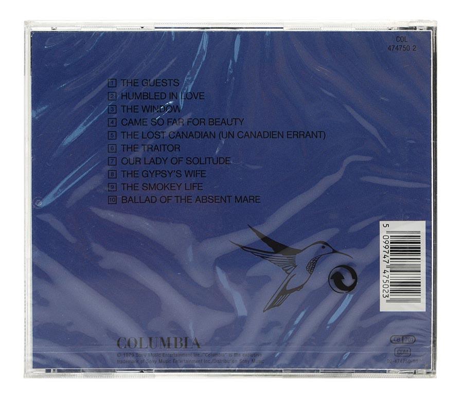 CD Leonard Cohen - Recent Songs - Importado - Lacrado