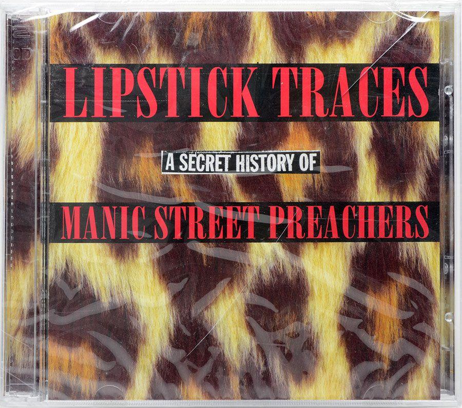 CD Lipstick Traces - A Secret History Of Manic Street Preachers - Lacrado - Importado