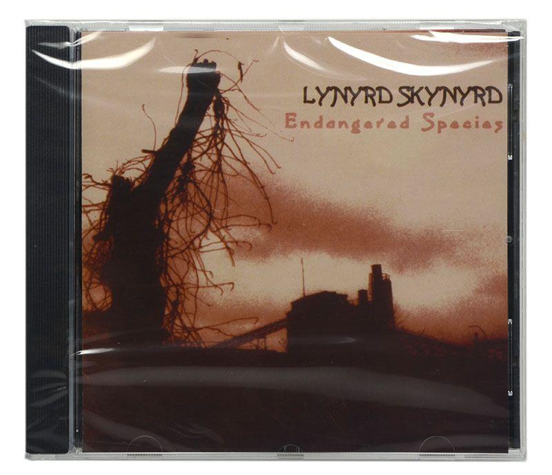CD Lynyrd Skynyrd - Endangered Species - Importado EU - Lacrado
