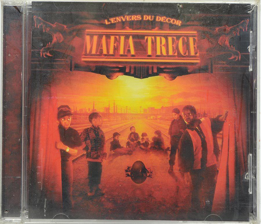 Cd Mafia Trece - L'Envers Du Décor - Lacrado - Importado