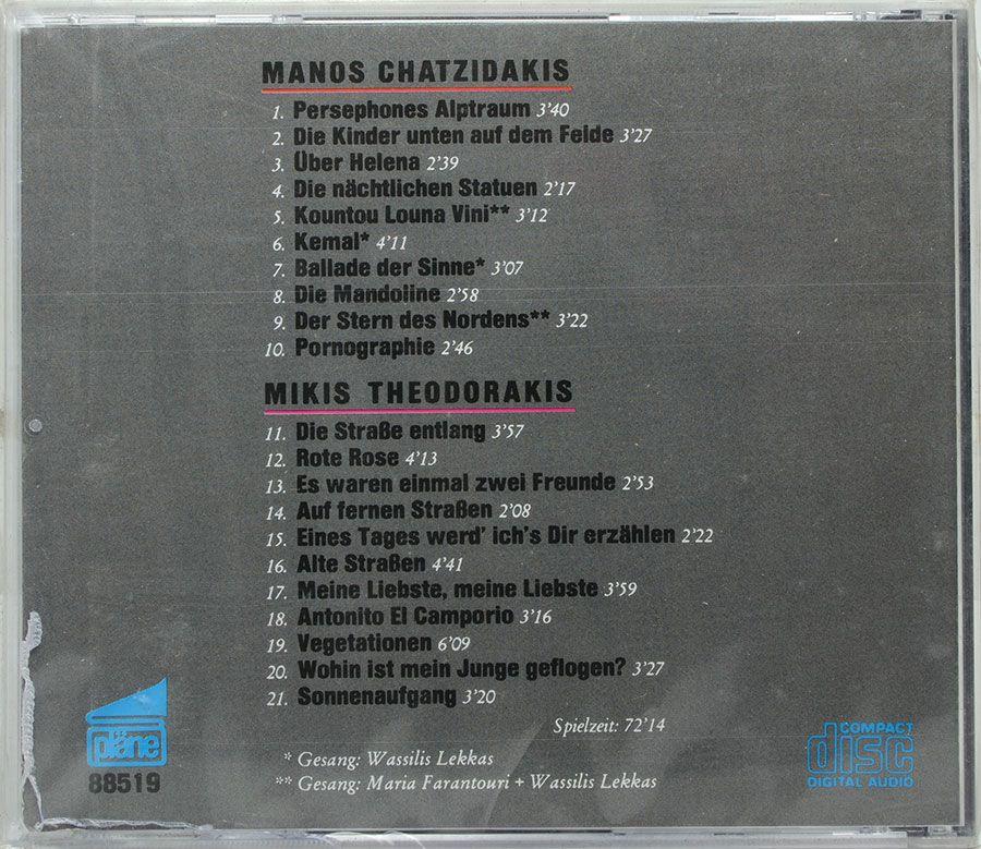 CD Maria Farantouri - Live Im Olympia - Lacrado - Importado