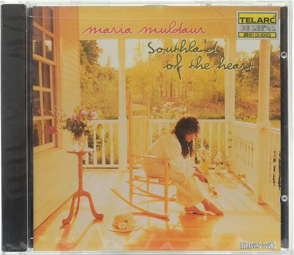 CD Maria Muldaur - Southland Of The Heart - Importado - Lacrado
