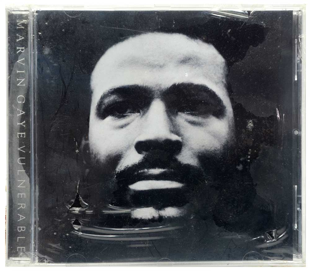 CD Marvin Gaye - Vulnerable - Lacrado - Importado