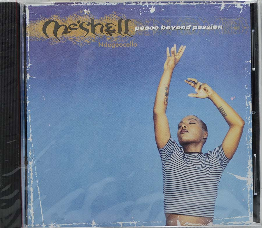 Cd Meshell Ndegeocello Peace Beyond Passion - Lacrado - Importado