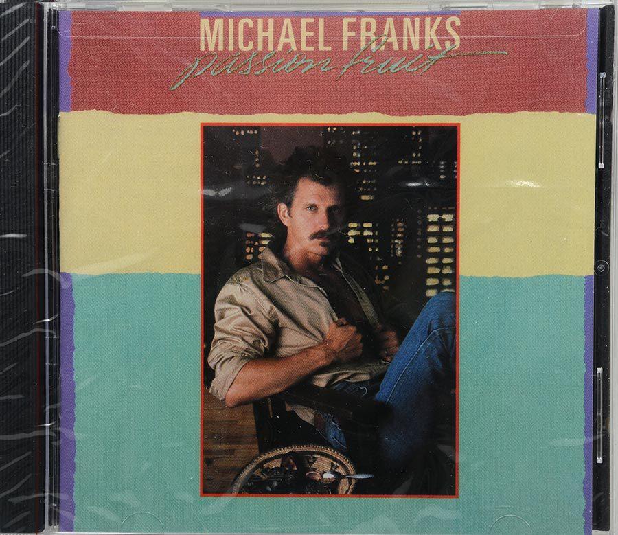 CD Michael Franks - Passionfruit - Lacrado - Importado