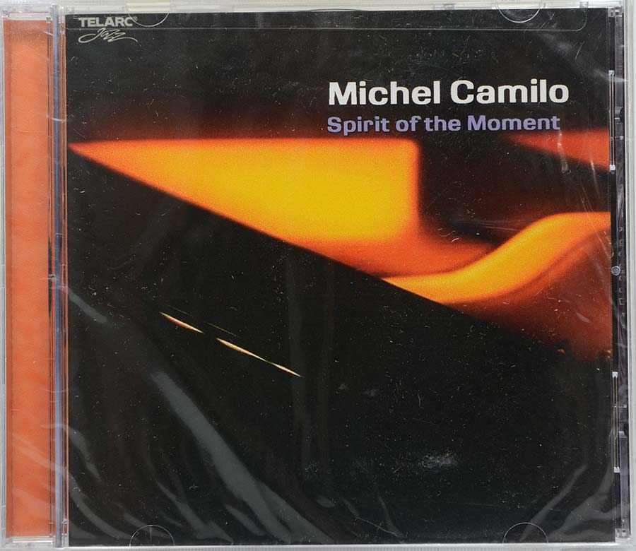 Cd Michel Camilo - Spirit Of The Moment - Lacrado - Importado