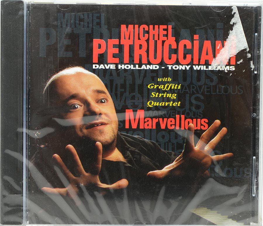 Cd Michel Petrucciani - Marvellous - Lacrado - Importado