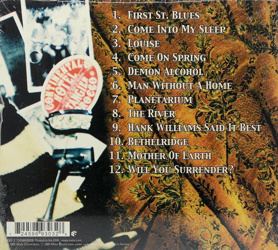 CD Mick Harvey - One Mans Treasure - Lacrado - Importado