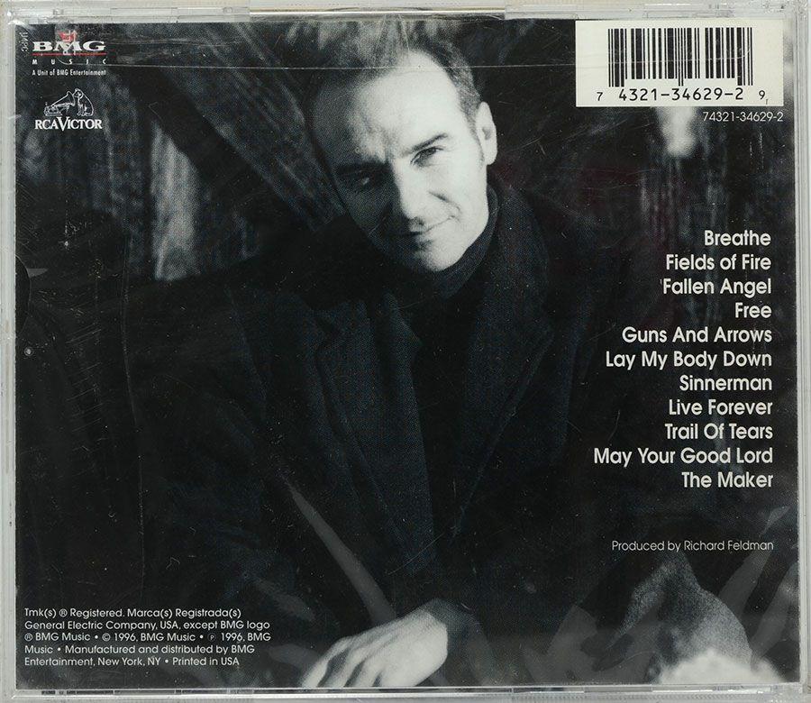CD Midge Ure - Breathe - Lacrado - Importado