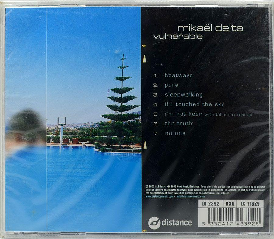 CD Mikael Delta - Vulnerable - Lacrado - Importado