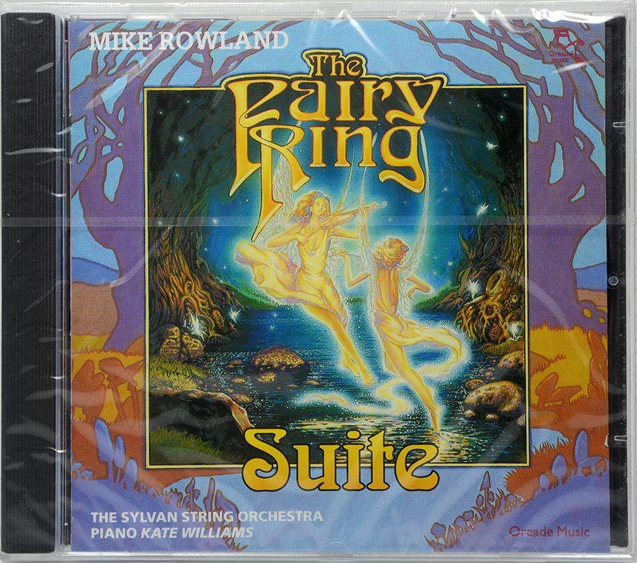 CD Mike Rowland - The Fairy Ring Suite - Lacrado - Importado