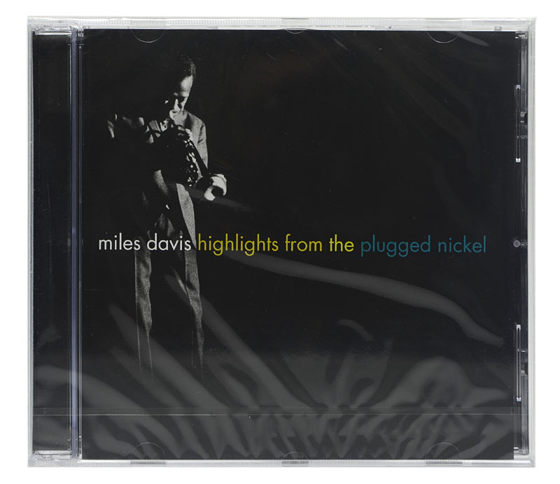 CD Miles Davis - Highlights From The Plugged Nickel - Importado - Lacrado