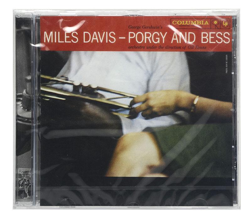 CD Miles Davis - Porgy and Bess - Importado - Lacrado