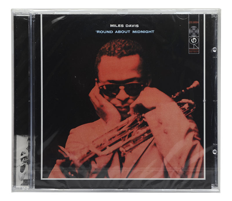 CD Miles Davis - Round About Midnight - Importado - Lacrado