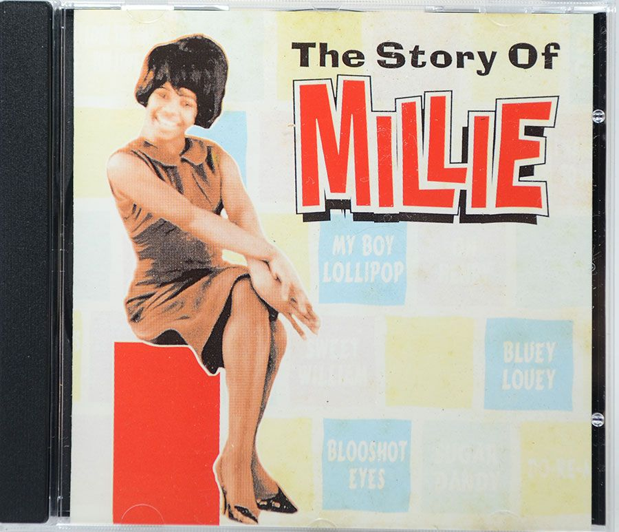 CD Millie Small - The Story Of Millie - Importado
