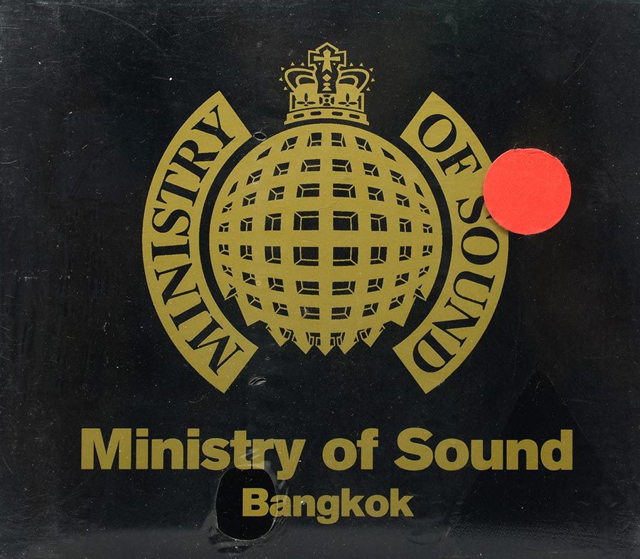 CD Ministry Of Sound - Bangkok - Lacrado - Importado